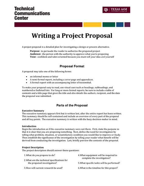 proposal letter sample format mitocadorcoreano com