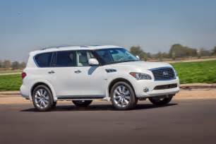 Infiniti Qx80 2014 2014 Infiniti Qx80 Pictures Photos Gallery Motorauthority