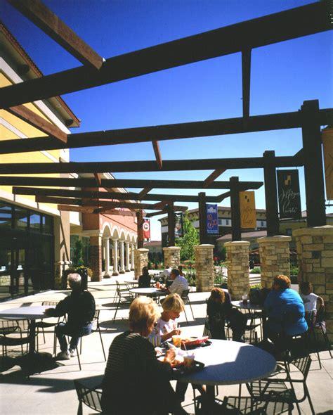 design food court outdoor jefferson pointe klover architects
