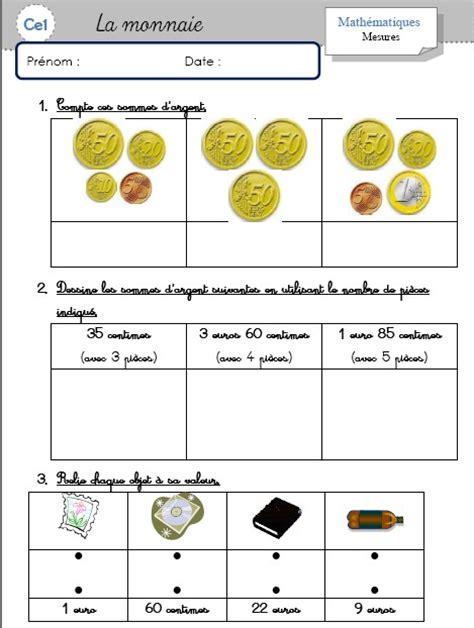 Lq 19 Cp Felisia la monnaie ce1 locazil