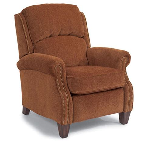 discount recliners flexsteel 5056 503 whistler high leg recliner discount