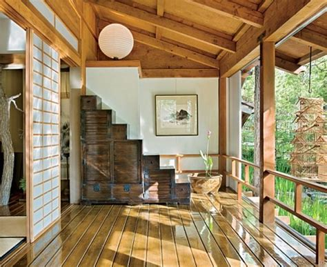 convert traditional home to modern traditional japanese house decorations with stunning