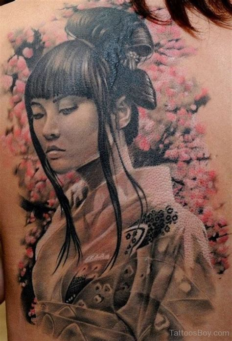 girl japanese tattoo designs geisha tattoos designs pictures page 4