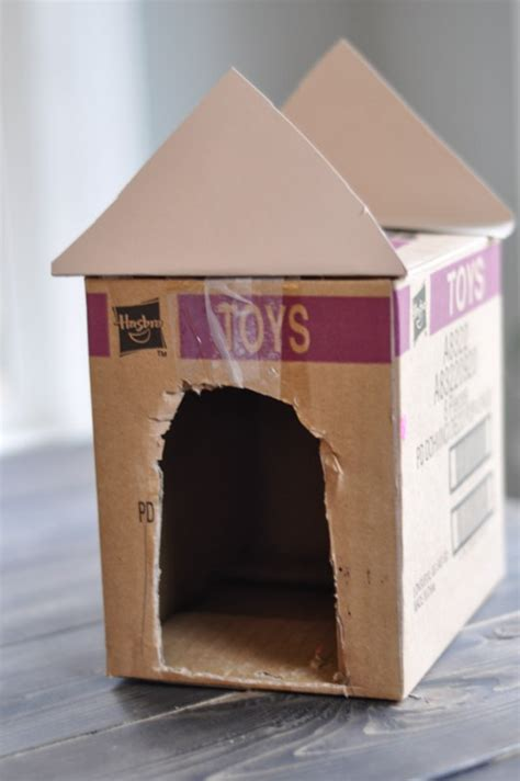 dog house valentine box i woof you a dog house card holder for valentine s day suburble