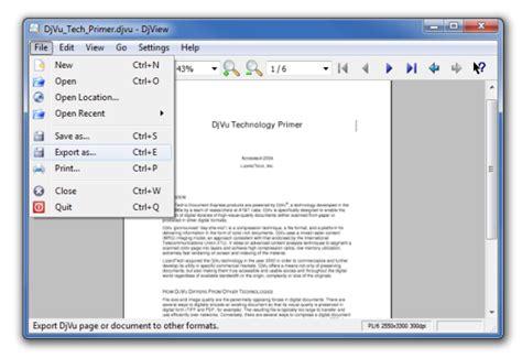 djvu format open with open and convert djvu