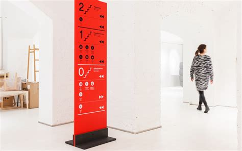 Sign Design and Wayfinding Gallery ? BP&O