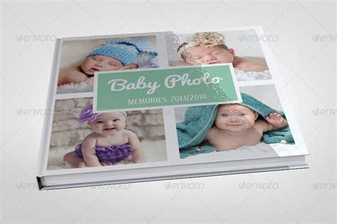 baby photo album layout 15 premium photo album design templates