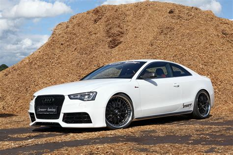 Audi S5 V6 Tuning by Senner Tuning Audi S5 Rs5 Style