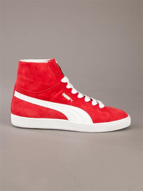 hi top sneakers sneaker cabinet