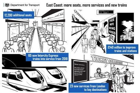 east seats east coast seat map map
