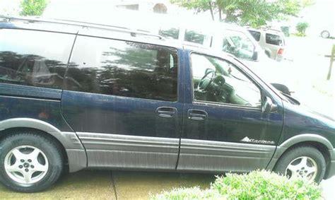 repair anti lock braking 2000 pontiac montana interior lighting buy used 2000 pontiac montana minivan 4 door 3 4l in nashville tennessee united states for us