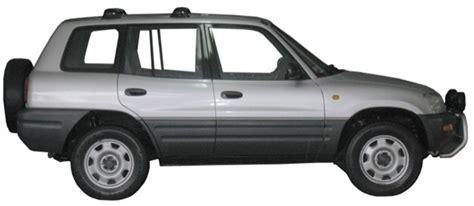 2000 Rav4 Roof Rack by Roof Racks For Toyota Rav 4 1997 5 Door Suv Dec 1994
