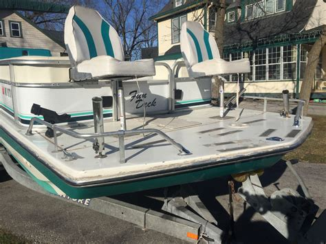 problems with hurricane boats hurricane fundeck 226ref 1992 for sale for 6 500 boats