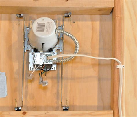 How To Wire Recessed Lighting how to wire recessed lighting tabletop walk through