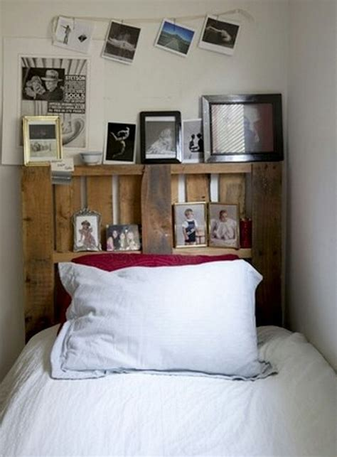 diy headboard with shelves 17 best ideas about pallet headboards on pinterest