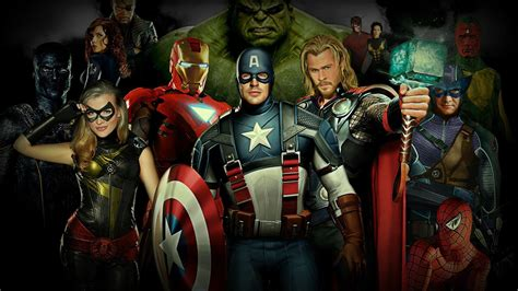 imagenes hd marvel marvel wallpapers hd wallpaper cave
