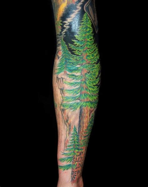 forest tattoo meaning forest sleeve designs ideas and meaning tattoos
