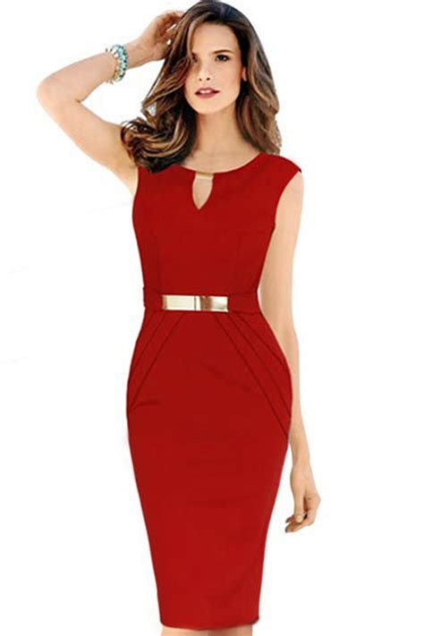 30269 Small V Neck Blouse kettymore s slim bodycon small v neck sleeveless dress pencil style kettymore