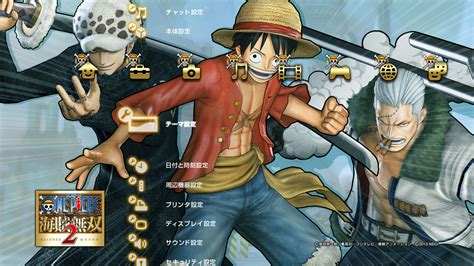 themes ps4 one piece one piece pirate warriors 2 demo hits japan this thursday