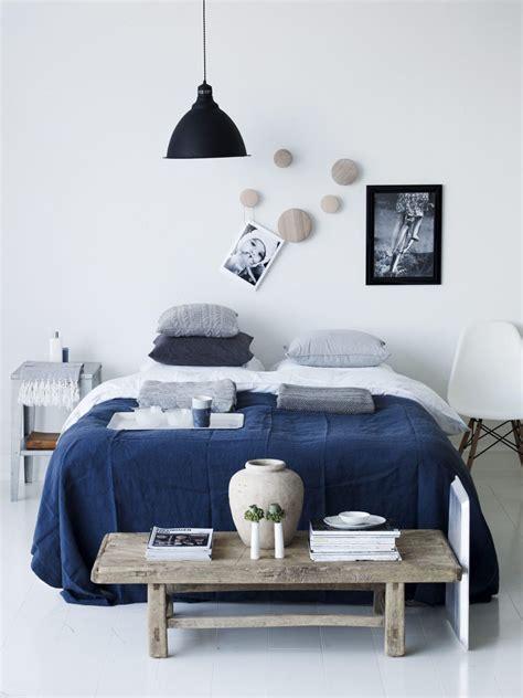 chambre scandinave deco chambre scandinave bleu