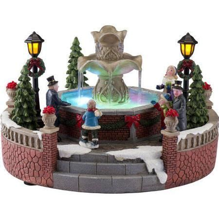 waterfall christmas lights at walmart time 5 quot battery operated walmart