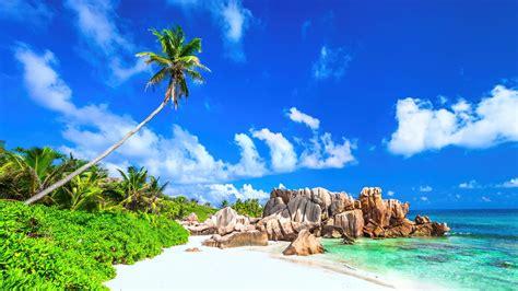 wallpaper summer beach rocks hd nature