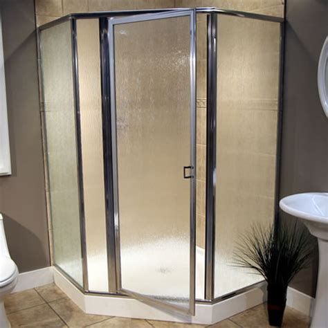 swinging shower door repair swinging shower door enclosures glass west