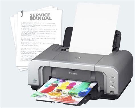 Canon Pixma Ip4200 Service Manual Pc Mediks
