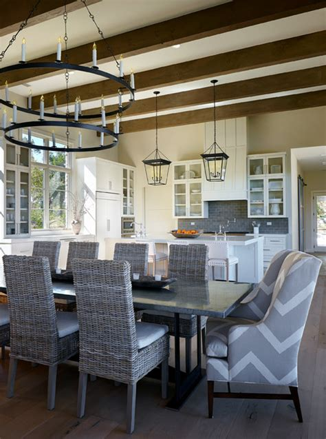 lake house dining room ideas lake travis lakehouse transitional dining room