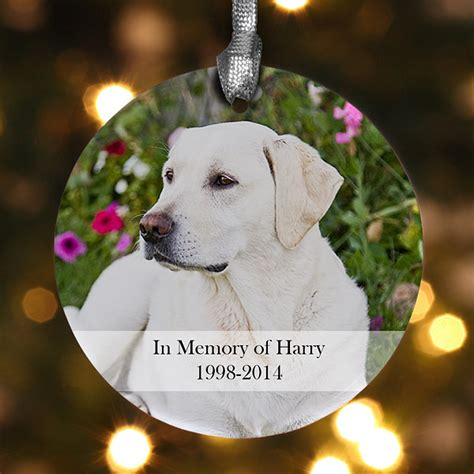 commemorate your beloved pet with comforting pet memorials