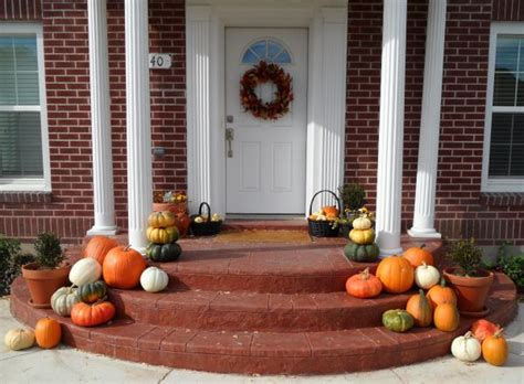 decorating front porch for fall adorning and decorating the front porch for fall