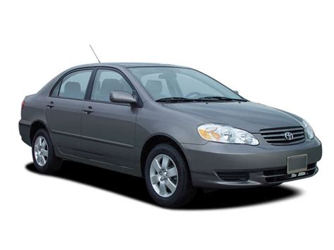 Mpg 2007 Toyota Corolla 2007 Toyota Corolla Reviews And Rating Motor Trend