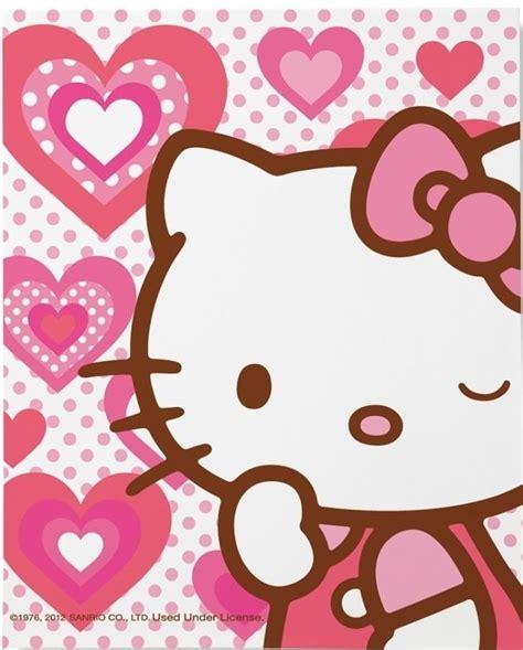 imagenes kitty corazones 17 mejores im 225 genes sobre cositas kawaii en pinterest