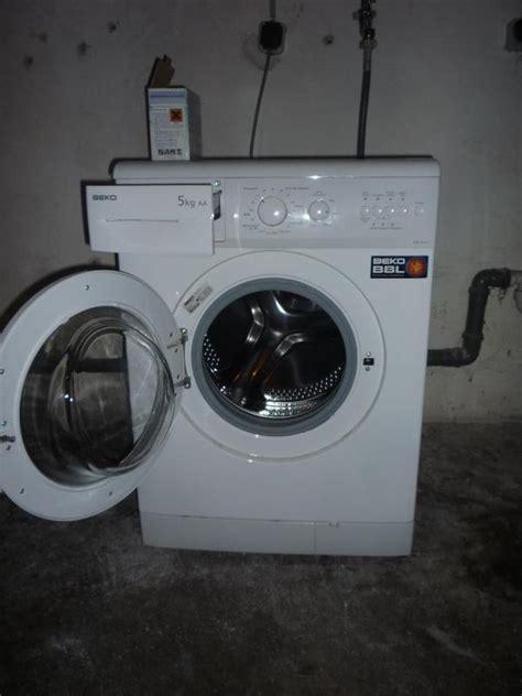 kleine waschmaschine kaufen kleine leichte waschmaschine beko wml 25145 r in