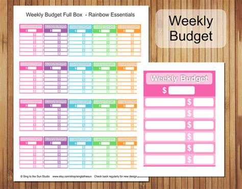 monthly budget templates write letter