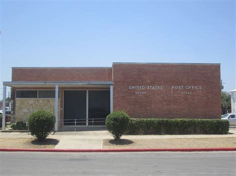 Post Office Midland Tx by