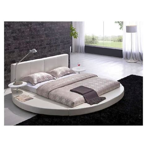 Round Bed Frame | 17 contemporary round bed frame designs
