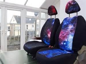 Car Seat Covers For Car Seats Galaxy Print Car Seat Covers Car Front Seat Covers Space