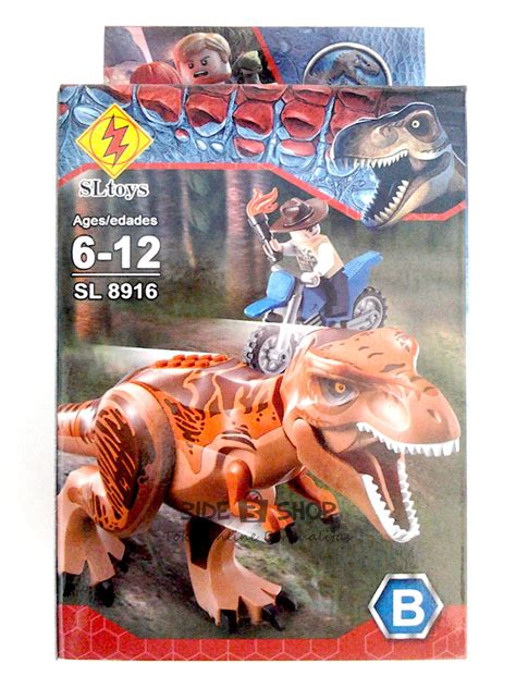 Mainan Dinosaurus Transform Robot Mobil Trex jual mainan jurassic world toys kuya