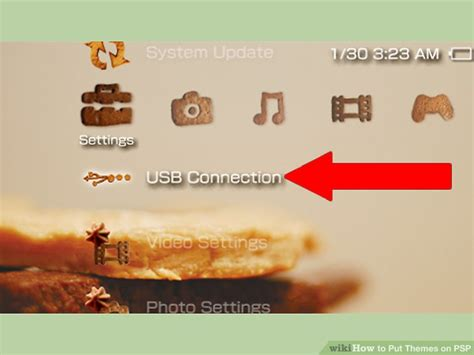 psp theme location how to put themes on psp 15 steps with pictures wikihow