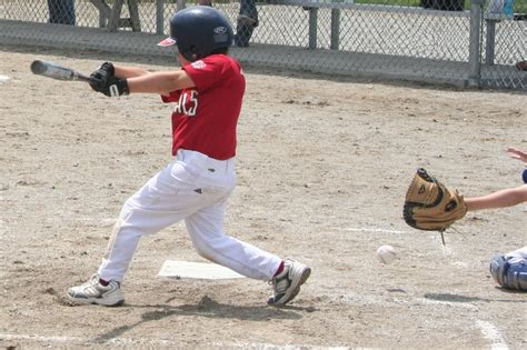 the perfect baseball swing oyo rookie baseball 2008 nationals