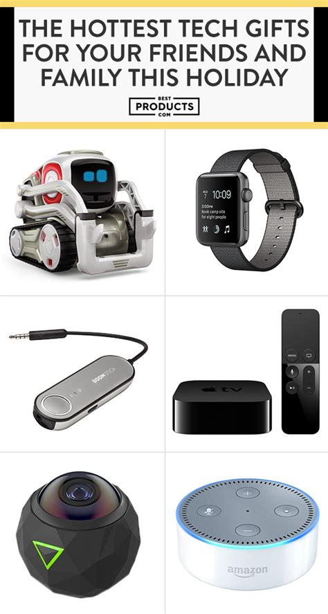 Great Tech Gifts For Your Favorite Girly by 40 Best Tech Gifts For 2017 Top Tech Gift Ideas For