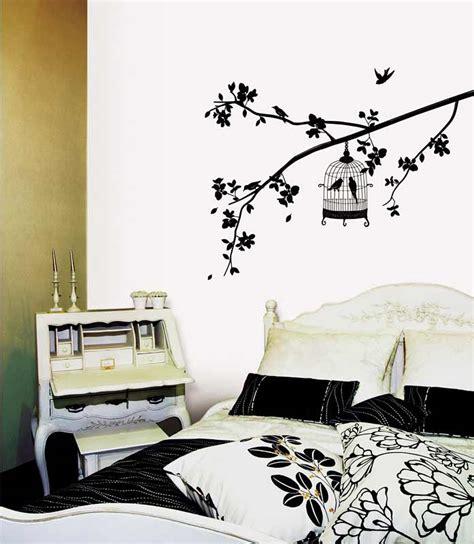 schlafzimmer singt wandsticker nachtigall im vogelk 228 fig wohnzimmer