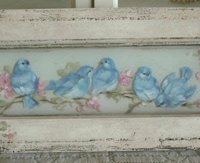 debi coules shabby french chic art acrylic painting