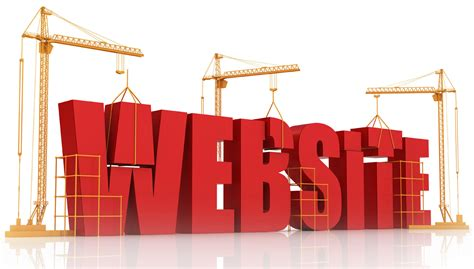 build a house website under construction