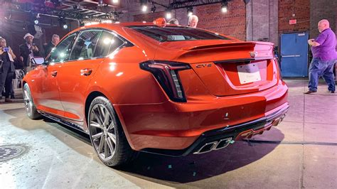 2020 Cadillac Ct5 Horsepower by Power 2020 Cadillac Ct5 V Arrives To Dilute V Badge