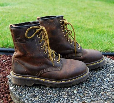 Dr Martin Brown 17 best images about boots on doc martens for