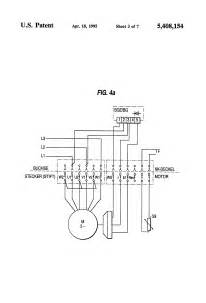 patent us5408154 motor connection block particularly