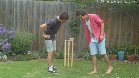 backyard cricket backyard cricket 2012 youtube
