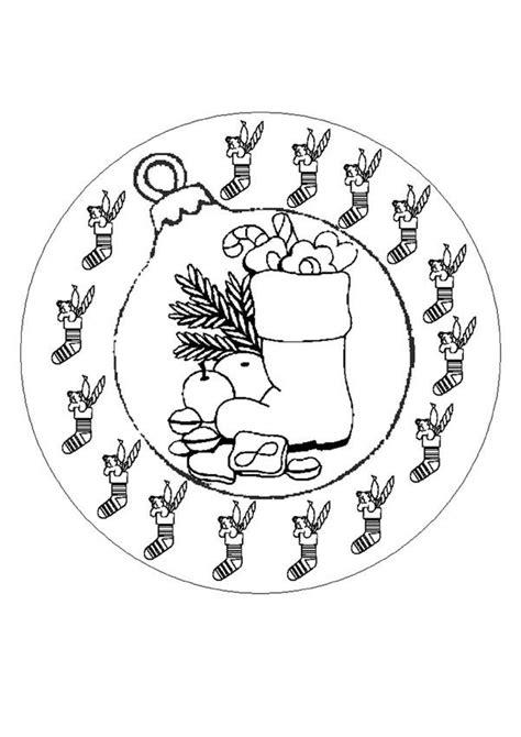 dibujos de navidad mandalas para colorear dibujos para colorear mandala bota de navidad es